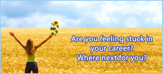 Are you feeling stuck in your career? Where next for you?�